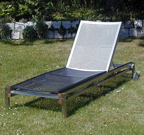 Edelstahl-Gartenmöbel für den Outdoorbereich