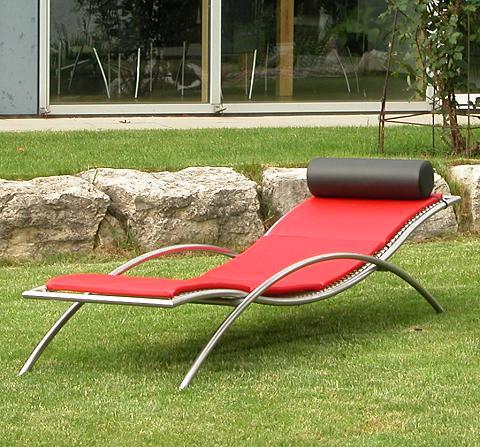 Design Möbel Collection Five Liegen Ergonomisch Geformt Und